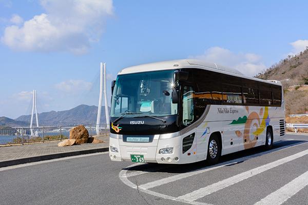 大型バス(サロン付き Aタイプ)